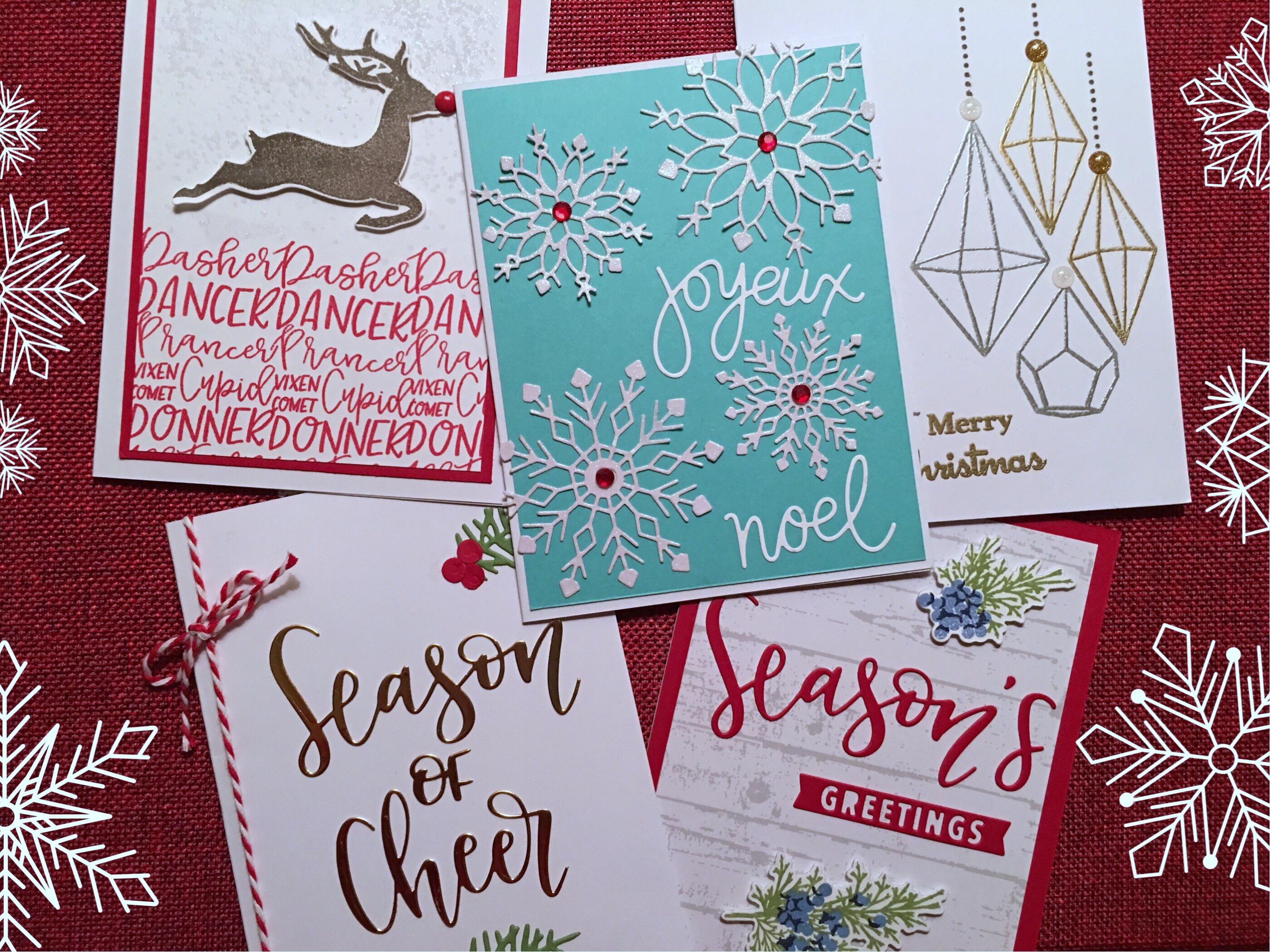 Classic & Contemporary Christmas Cards – Gnome Decor